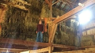 hay-loft